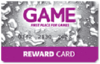 GAME Reward Card