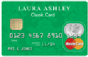 Laura Ashley Card