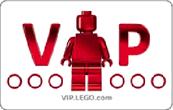LEGO VIP