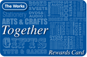 The Works Together Rewards Card