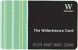 Waterstones Card