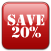 20% sale at Expedia