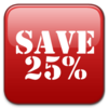25% sale at Chemist Direct