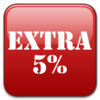 Extra 5% off at FADS