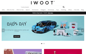 Preview 4 of the IWOOT website