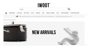Preview 3 of the IWOOT website