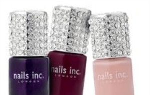 Preview 3 of the Nails Inc website