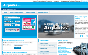 Preview 2 of the Airparks website