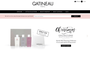 Preview 2 of the Gatineau website