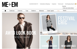 Preview 3 of the ME&EM website
