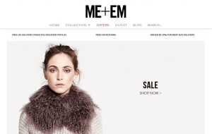Preview 4 of the ME&EM website