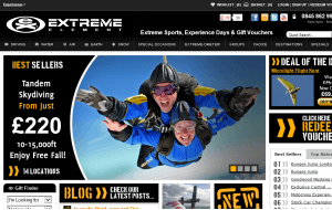 Preview 3 of the Extreme Element website