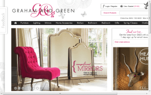 Preview 2 of the Graham & Green website