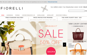 Preview 3 of the Fiorelli website