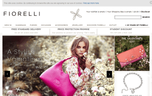 Preview 2 of the Fiorelli website
