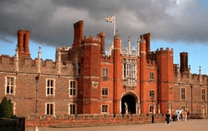 Preview 3 of the Hampton Court Palace website