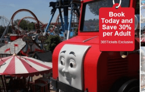 Preview 2 of the Drayton Manor website