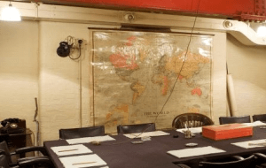 Preview 2 of the Churchill Museum & Cabinet War Rooms website