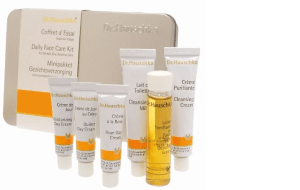 Preview 2 of the Dr Hauschka website