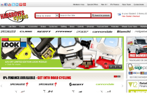Preview 3 of the Hargroves Cycles website