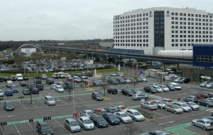 Preview 2 of the Gatwick Airport Parking website