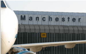 Preview 3 of the Manchester Airport Parking website