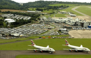 Preview 3 of the Cardiff Airport Parking website