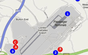 Preview 3 of the Stansted Airport Parking website