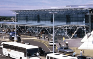 Preview 2 of the Newcastle Airport Parking website