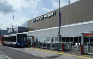 Preview 3 of the Edinburgh Airport Parking website