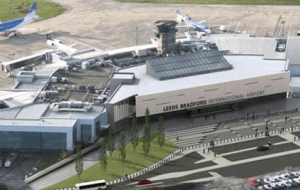 Preview 2 of the Leeds Bradford Airport Parking website