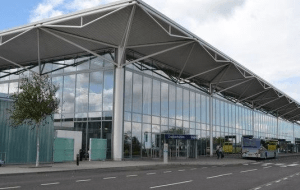 Preview 2 of the Bristol Airport Parking website