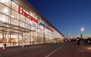 Preview 3 of the Liverpool Airport Parking website