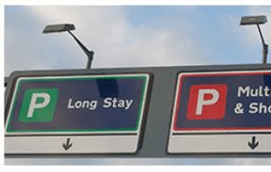 Preview 4 of the Liverpool Airport Parking website
