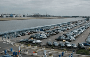 Preview 3 of the London City Airport Parking website