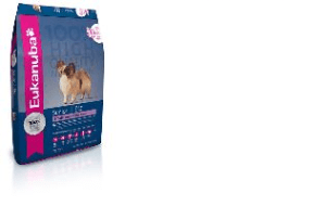 Preview 3 of the Eukanuba website