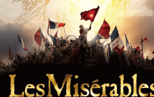Preview 2 of the Les Miserables website