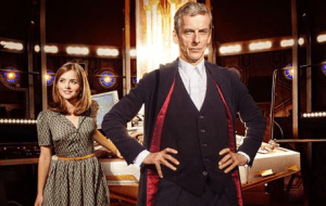 Preview 3 of the Doctor Who website