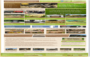 Preview 2 of the Garden Furniture Centre website