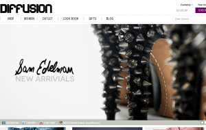 Preview 2 of the Diffusion website