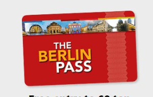 Preview 5 of the Berlin Pass website