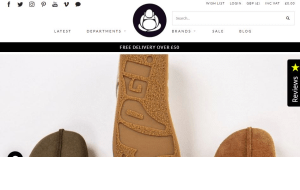 Preview 2 of the Fat Buddha Store website