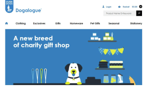 Preview 2 of the Dogalogue website