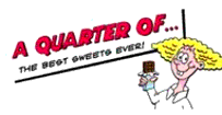 (A Quarter Of) Logo