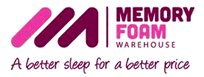 Memory Foam Warehouse Logo