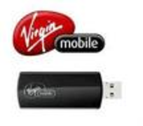 Virgin Mobile Broadband Logo