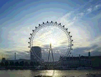 London Eye Logo