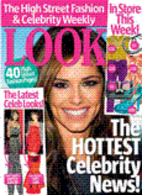Look Magazine Logo