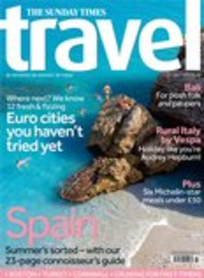 Sunday Times Travel Magazine Logo