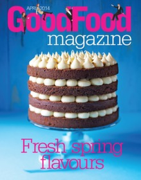 Good Food Magazine Logo